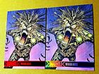 2012 Marvel Greatest Heroes HOLOFOIL Silver Holo Red PARALLEL #77 Warlock LOT (2
