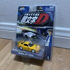 Jada Toys Initial D NEW Die Cast Collection Yellow Mazda RX 7 FD3S 164 Scale