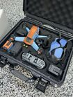 DJI FPV DRONE COMBO KIT + CASE + FLY MORE KIT + XTRA BATTERY + 500 ACCESSORIES