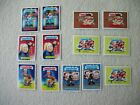 2017 Topps Garbage Pail Kids Fall Comic Convention Trading Cards 4