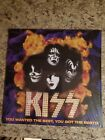 kiss you wanted the best vinlyalbum 180 gram from kissteria roadecase RARE