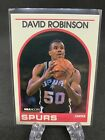 Salute to The Admiral! Top David Robinson Basketball Cards 33