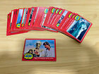 Star Wars (RED) Series 2 - Complete 66 Card Set - 1977 Topps - VG EX