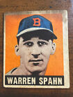 Warren Spahn Cards, Rookie Cards and Autographed Memorabilia Guide 19