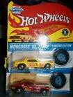 red line hotwheels snakemongoose set not sold in stores no peg holes limited
