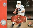 2006 Fleer Flair Showcase Football Hobby Box