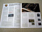 Accuphase P-550 power amplifier brochure catalogue
