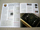 Accuphase P-350 power amplifier brochure catalogue