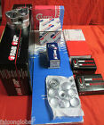 Geo Metro G10 10 Engine Kit Pistons+Rings+Bearings+Gaskets+Head Bolts 89 95