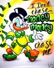 Airbrushed Money Chase Me t shirt