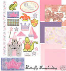 Fairy Tale PRINCESS Collection 12X12 Scrapbook Kit NEW