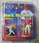 MARK McGUIRE. 1999 STARTING LINEUP.