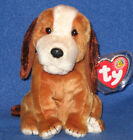 TY HOLMES the DOG BEANIE BABY - MINT with MINT TAG