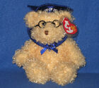 TY HONORS the GRADUATION BEAR BEANIE BABY - MINT with MINT TAG