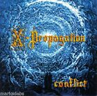 X-Propagation-Conflict  CD Industrial,Techno,Rave,Metal Deitiphobia (New-Sealed)