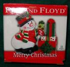 Fitz and Floyd Merry Christmas Salt & Pepper Set