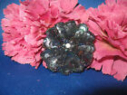 SEQUIN BEADED PEARLED FLOWER APPLIQUE 0955 S2