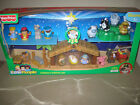 Fisher Price Little People Childrens Nativity Set Manger Jesus Shepherd wise men