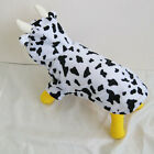 Cute Cow Costome Jacket dog clothes Chihuahua