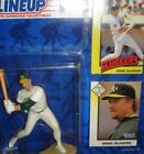 Starting Lineup Mark McGwire 1993 with 2 cards