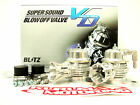 BLITZ VD BOLT-ON DUAL BLOW OFF VALVE BOV KIT FOR 09-16 NISSAN GTR GT-R R35