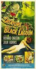 CREATURE FROM THE BLACK LAGOON MOVIE POSTER Vintage 3