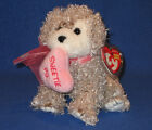 TY SNOOKUMS the DOG BEANIE BABY - MINT with MINT TAG