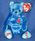 TY DAD-E the BEAR BEANIE BABY - MINT with MINT TAG