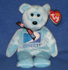 TY CLINT BOWYER No. 07 - NASCAR BEANIE BABY - MINT with MINT TAGS