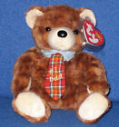 TY PAPPA 2004 the BEAR BEANIE BABY - MINT with MINT TAGS
