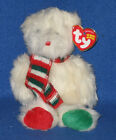 TY MUFFLER the BEAR BEANIE BABY - MINT with MINT TAGS