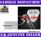 DOUBLE BASS IN EAR EARPHONES HEADPHONES HANDSFREE WITH MIC FOR HTC TOUCH