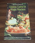 The Cook Book of Glorious Eating for Weight Watchers Wesson 1961
