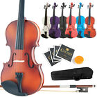 8 Sizes +Case+Bow+Extra Strings