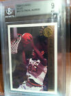SHAQUILLE O'NEAL 1992 GOLD CLASSIC AUTOGRAPH 1496 8500 BGS 9 MINT