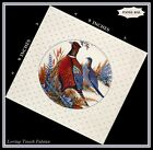 HUNTING SPORTS GAME BIRDS PHEASANTS FABRIC PANEL 9