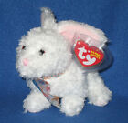 TY NIBBLE the BUNNY BEANIE BABY - MINT with MINT TAGS