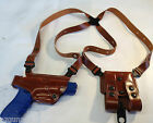 Galco Miami Classic Shoulder Holster LH Tan for Sig 9s40+45  MC249