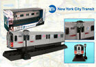 NYC New York City Mta Metro R142 Subway Car 1/100 Scale Diecast Mint in Box