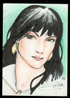 VAMPIRELLA 2012 SKETCH CARD MARK MARVIDA B