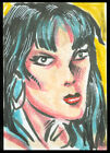 VAMPIRELLA 2012 SKETCH CARD JEFF ZAPATA
