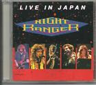 Night Ranger Live In Japan CD, NEW!  greatest hits, best of, sister christian