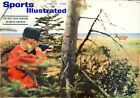 1963 Anticosti Island Canada Deer Hunting Fold Out No Label Sports Illustrated