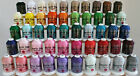 100 Polyester Embroidery Machine Thread 1100 Yards Choose Your Color 1 of 2