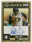 Josh Bell 2011 Contenders RC Ticket on-card Auto #RT-23 SP - PITTSBURGH PIRATES