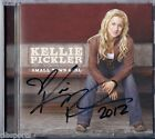 KELLI PICKLER signed SMALL TOWN GIRL CD auto Country RED HIGH HEELS