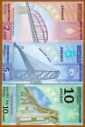 SET Federation of North America, 2;5;10 Ameros, 2011, Polymer, UNC