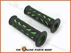 High Quality Black & Green Hand Grips Fits: Suzuki Grass Tracker Big Boy