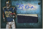 2012 TOPPS INCEPTION - BRIAN QUICK ROOKIE JUMBO PATCH AUTOGRAPH #AJP-BQ AB