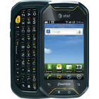 PANTECH CROSSOVER P8000 ATT UNLOCKED SMARTPHONE BLACK QWERTY KEY TOUCH ANDROID